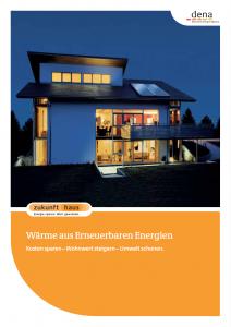 erneuerbare energien, Informationen von der dena